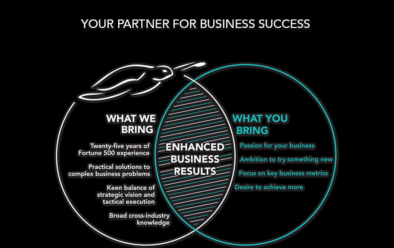 Hoohana Partners Diagram